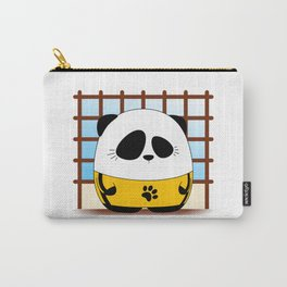 Panda Plopz (G.O.D) Carry-All Pouch