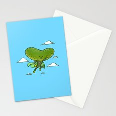 The Super Pickle Stationery Cards