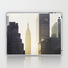 Empire State Building at Dawn Laptop & iPad Skin