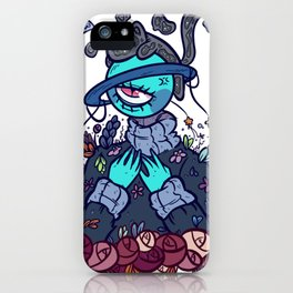 Winter Roses iPhone Case