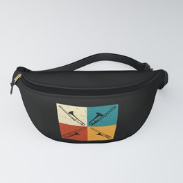 Trumpets Fanny Pack