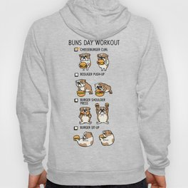 Buns Day Workout Hoody
