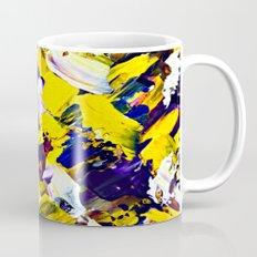 Yellow Intersections Mug