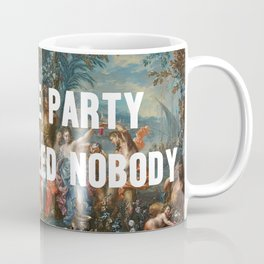 Red cup party Coffee Mug