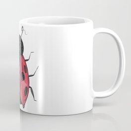 Dalia the delightful ladybug Coffee Mug
