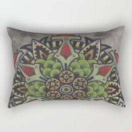 Photosynth Mandala Rectangular Pillow