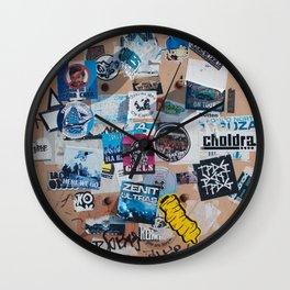 horloge panneau Wall Clock