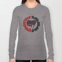 Antifa Long Sleeve T-shirt