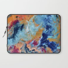 The Colour of Sound No. 1 Laptop Sleeve