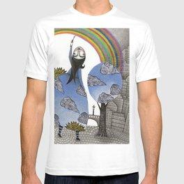 Rainbow Mine T-shirt