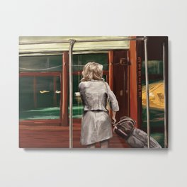 A Streetcar Named Desire Metal Print