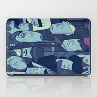 runner iPad Cases featuring Blade Runner by Ale Giorgini