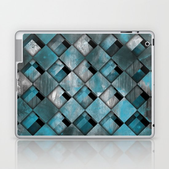 SquareTracts Laptop & iPad Skin