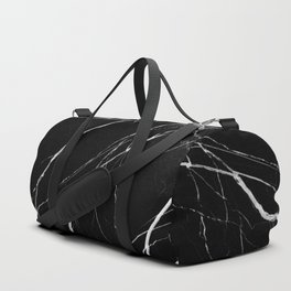 Black Marble No.1 Duffle Bag