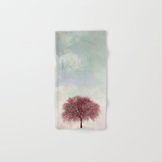 Sakura Hand & Bath Towel