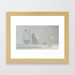 Geominis Framed Art Print