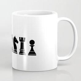 Chess Anime Character Coffee Mug