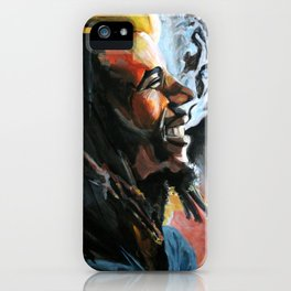 Marley Vibes iPhone Case