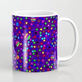 Colorful Rain 14 Coffee Mug