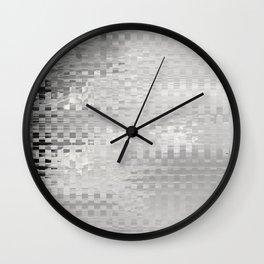 Glytch 12 Wall Clock