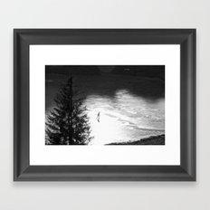 Icy Days NO4 Framed Art Print