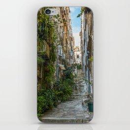 Stairs of Dubrovnik - Croatia iPhone Skin