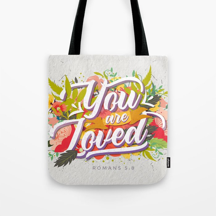 LOVED Tote Bag