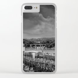 Scarborough South Bay Clear iPhone Case