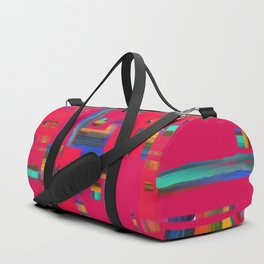 Computer Love Duffle Bag