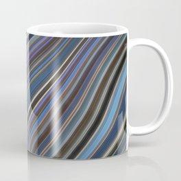 Mild Wavy Lines IV Coffee Mug
