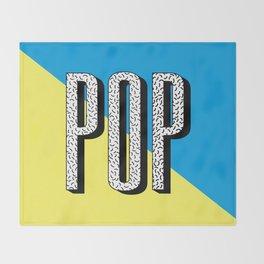 POP Throw Blanket