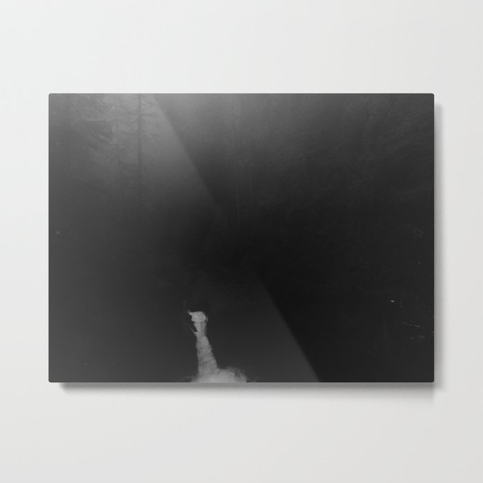 Dark Oregon Metal Print