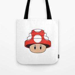 Are We Not Mushroom Tote Bag