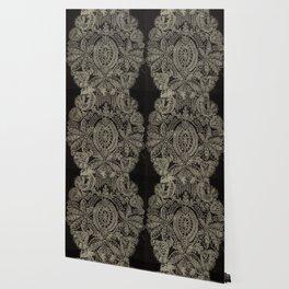 Vintage Lace Wallpaper