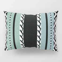 Faux knit cloth sea Pillow Sham