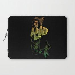 Punching Mermaid Laptop Sleeve