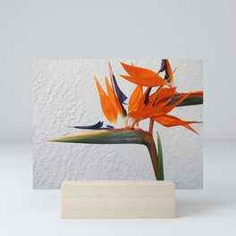 Double Bird Mini Art Print