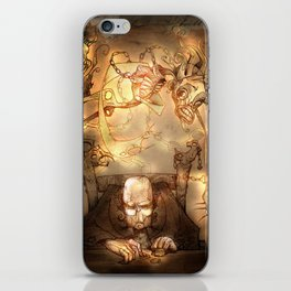 A Christmas Carol iPhone Skin