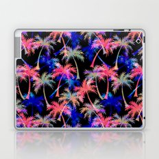 Falling Palms - Nightlight Laptop & iPad Skin