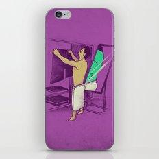 WTHulk?!!! iPhone & iPod Skin