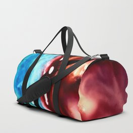 the earth is on fire Duffle Bag