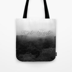 Get Lost Tote Bag
