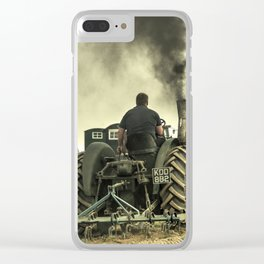 Marshall Clag Clear iPhone Case