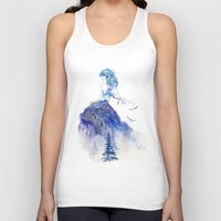 jazz Tank Tops featuring Jazz by Oladesign
