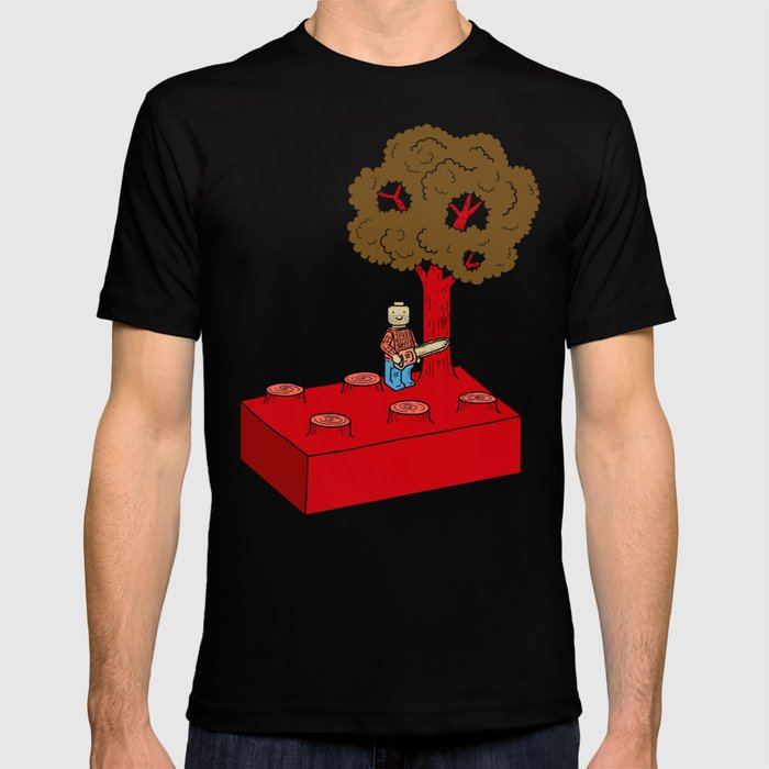 Construct and Destroy T-shirt