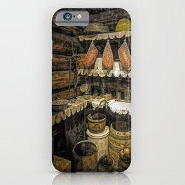 Vintage Pantry iPhone Case
