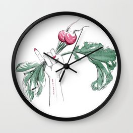 La RadiKale Wall Clock