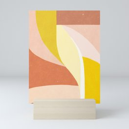 spiral staircase #4 Mini Art Print