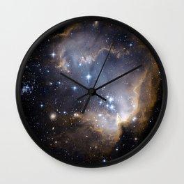 N90, NGC 602 Wall Clock