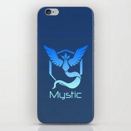 Team Mystic Logo PokemonGo iPhone Skin
